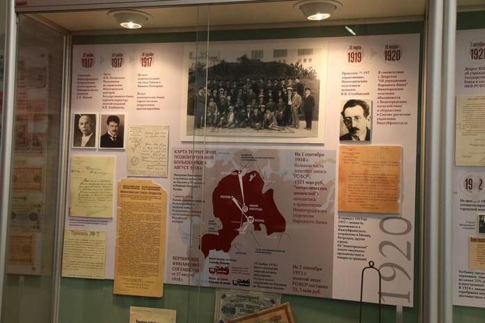 Что хранится в музее Волго-Вятского ГУ Банка России. Фоторепортаж  17
