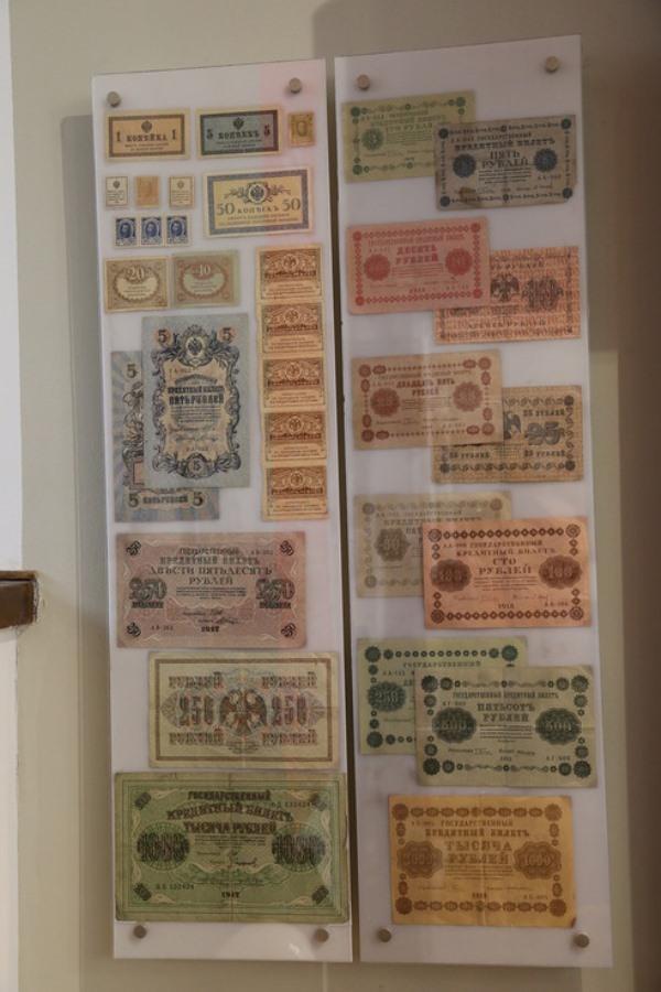 Что хранится в музее Волго-Вятского ГУ Банка России. Фоторепортаж  20