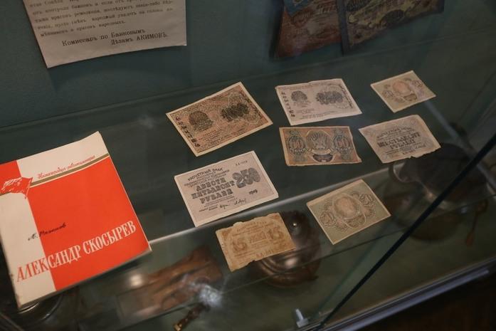 Что хранится в музее Волго-Вятского ГУ Банка России. Фоторепортаж  21