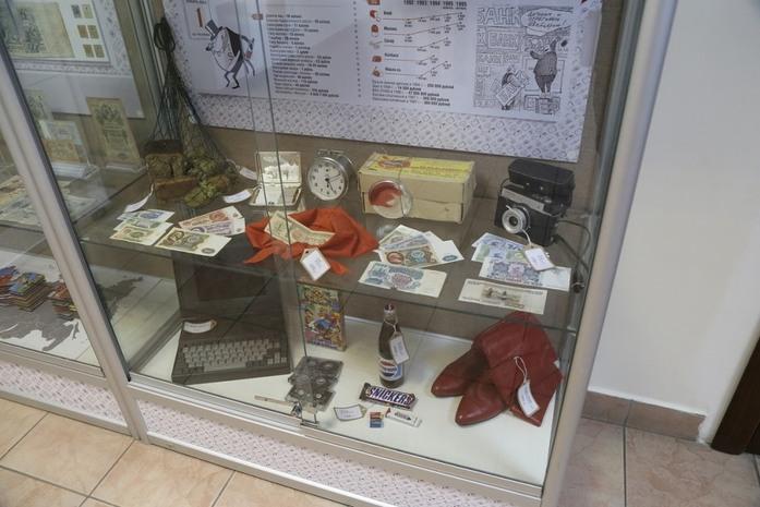 Что хранится в музее Волго-Вятского ГУ Банка России. Фоторепортаж  24