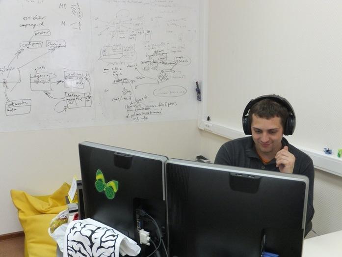 Как работают и отдыхают в Яндексе. Фоторепортаж из нижегородского офиса 1