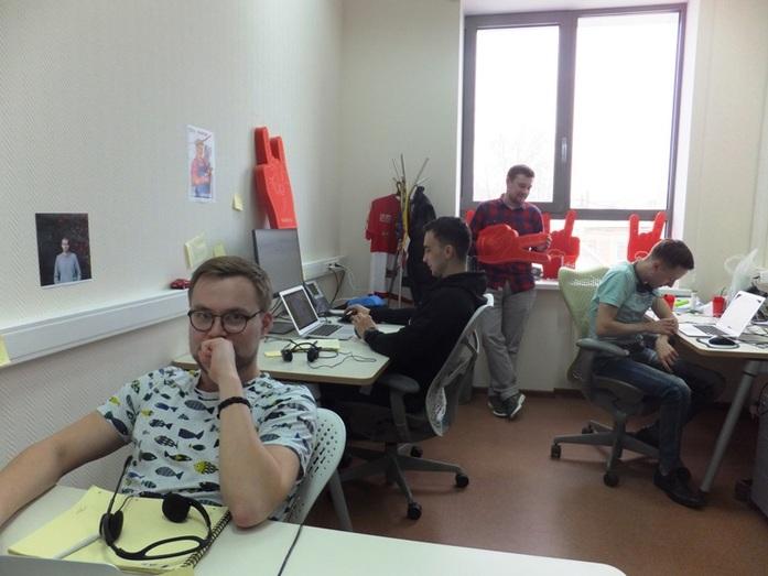 Как работают и отдыхают в Яндексе. Фоторепортаж из нижегородского офиса 4
