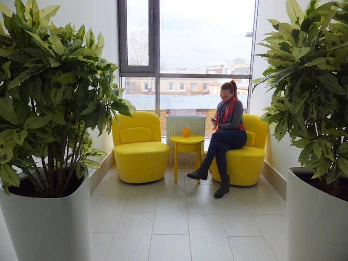 Как работают и отдыхают в Яндексе. Фоторепортаж из нижегородского офиса 3