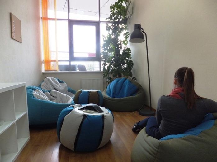 Как работают и отдыхают в Яндексе. Фоторепортаж из нижегородского офиса 6