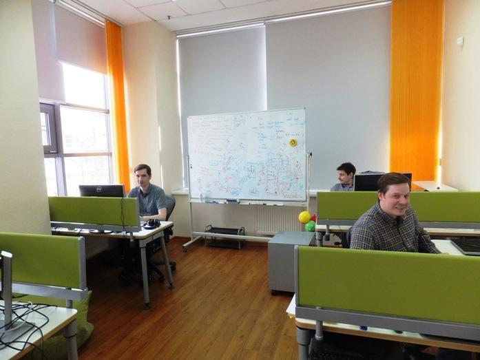 Как работают и отдыхают в Яндексе. Фоторепортаж из нижегородского офиса 2