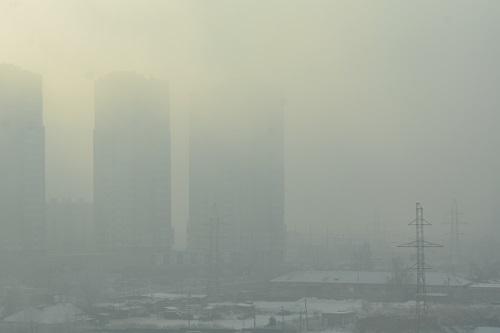 Дым Отечества: почему он накрывает Красноярск   2