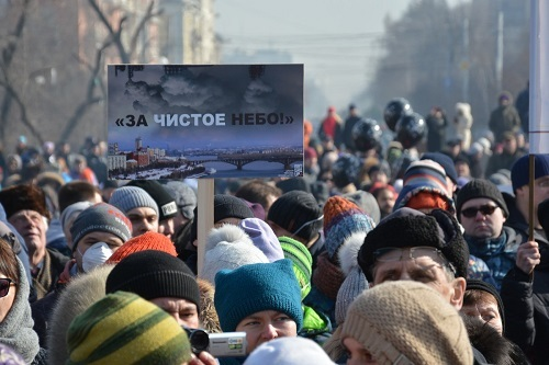 Дым Отечества: почему он накрывает Красноярск   6