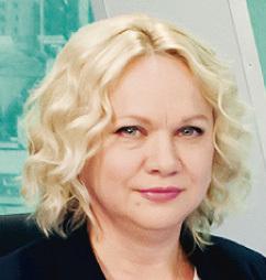 Людмила Глушкова, заместитель генерального директора Банка «Левобережный»