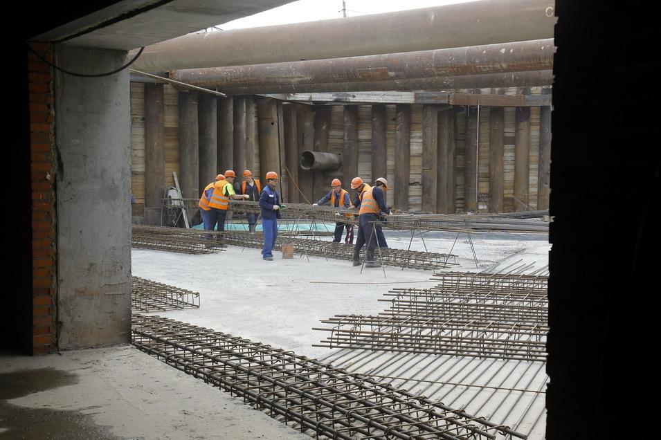 Новая станция метро в Нижнем Новгороде готова на 68%. ФОТО 3