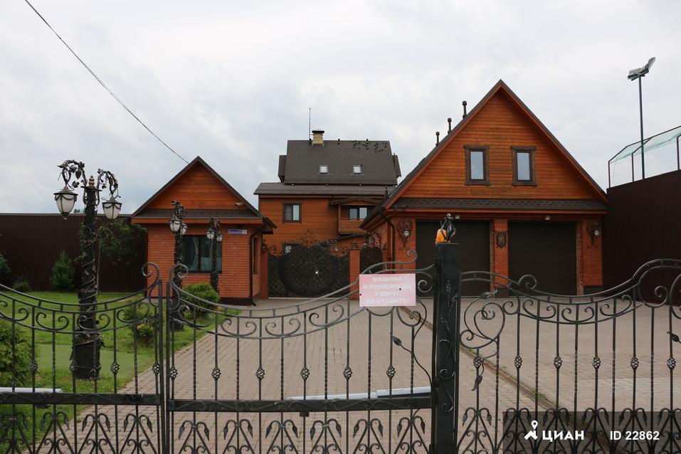 В Нижегородской области продаётся особняк за 160 млн рублей 1