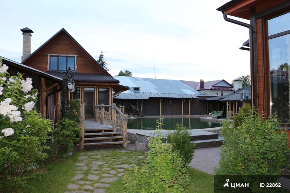В Нижегородской области продаётся особняк за 160 млн рублей 8