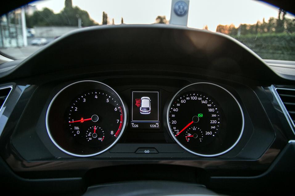 Алексей Матвеенко совершил загородный вояж на новом Volkswagen Tiguan 18