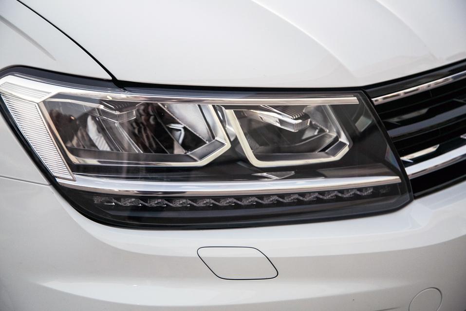 Алексей Матвеенко совершил загородный вояж на новом Volkswagen Tiguan 20