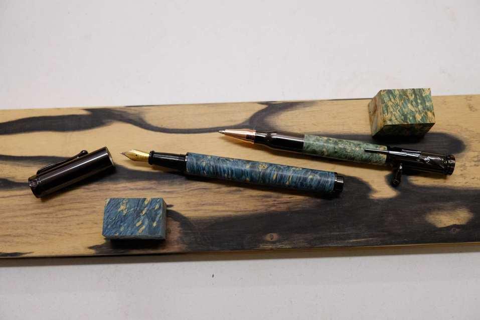 «Одна ручка стоит 150 тыс. руб.» Как бывший студент взял дрель и укротил черное дерево 2