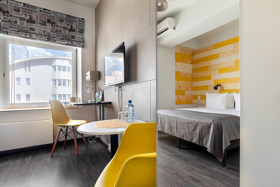 Реноме, дизайн-отель 23