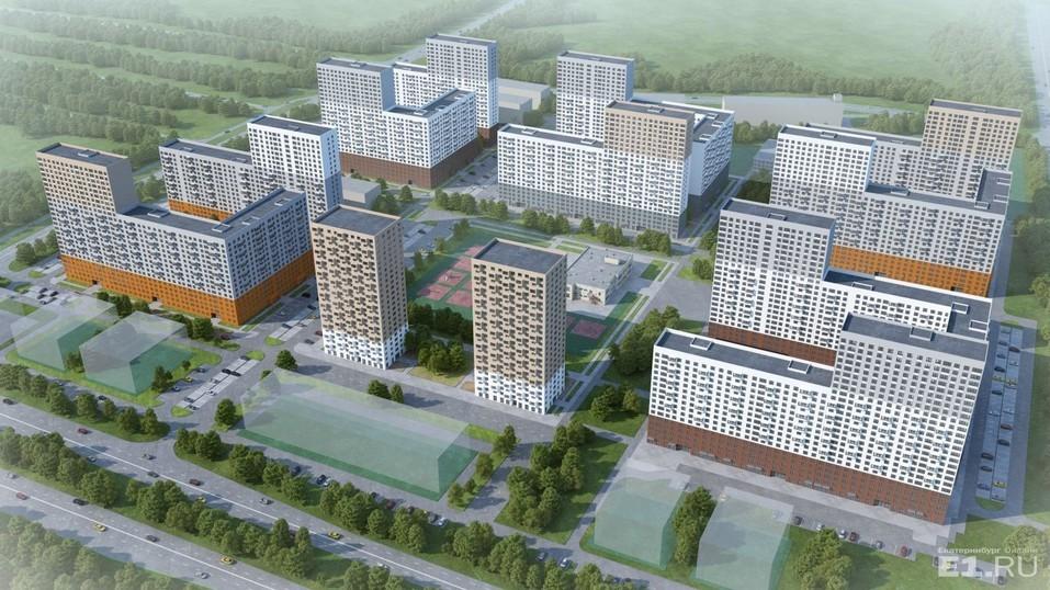«У кого-то 30-40 квартир стоит, у других — тысяча». Что происходит в стройсфере города 1