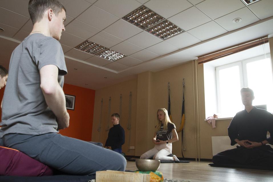Опыт применения практик дзен-буддизма в бизнесе — Антон Сабуров, WEB-Regata 2