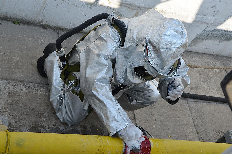 Кто держит природный газ под контролем 17