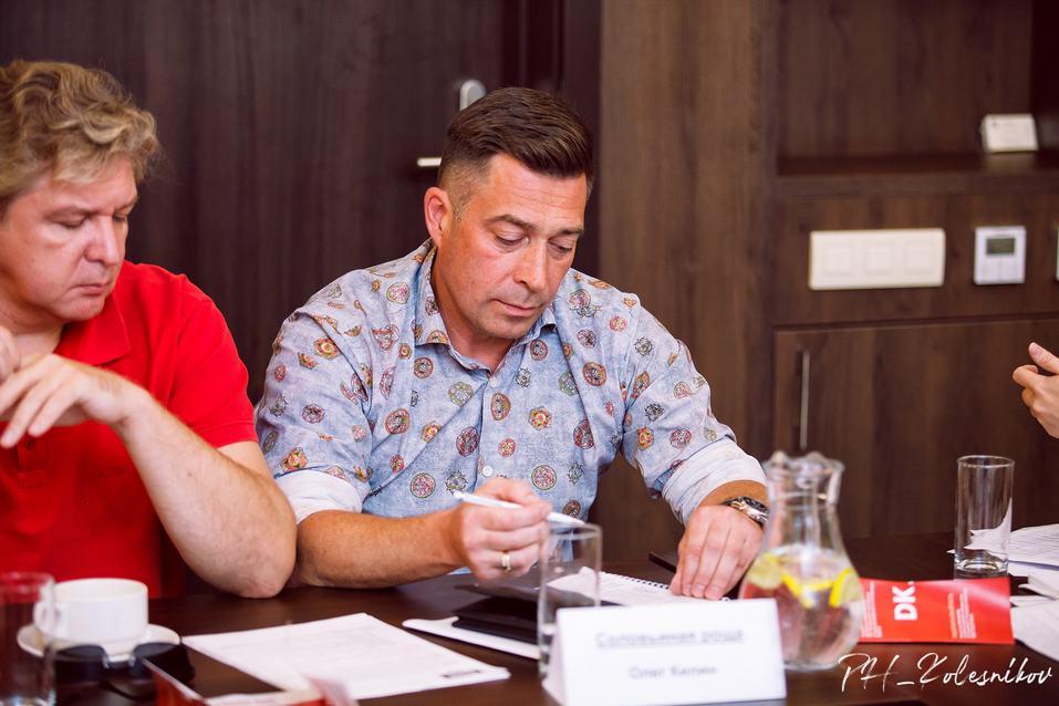 Экспертный совет ДК выбрал претендентов на звание «Человек года в сфере строительства» 22