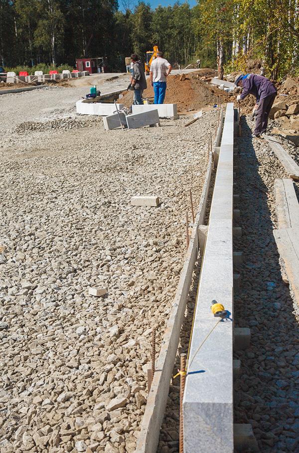 В районе аэропорта Кольцово строится новый логистический комплекс 6