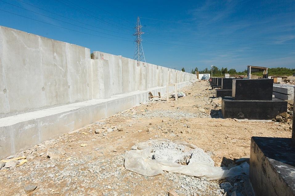 В районе аэропорта Кольцово строится новый логистический комплекс 3