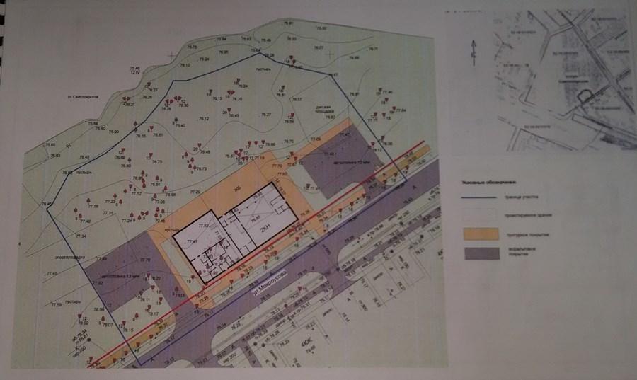 Нижегородцы выступили против строительства бассейна с кафе в Светлоярском парке 3