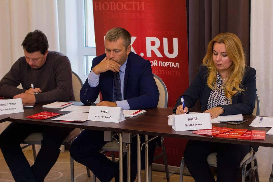 Экспертный совет ДК выбрал кандидатов на звания Банкира и Промышленника года 7