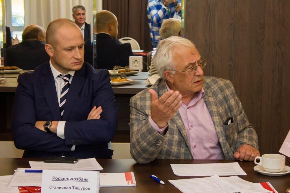 Экспертный совет ДК выбрал кандидатов на звания Банкира и Промышленника года 11
