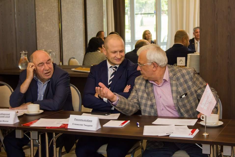 Экспертный совет ДК выбрал кандидатов на звания Банкира и Промышленника года 12