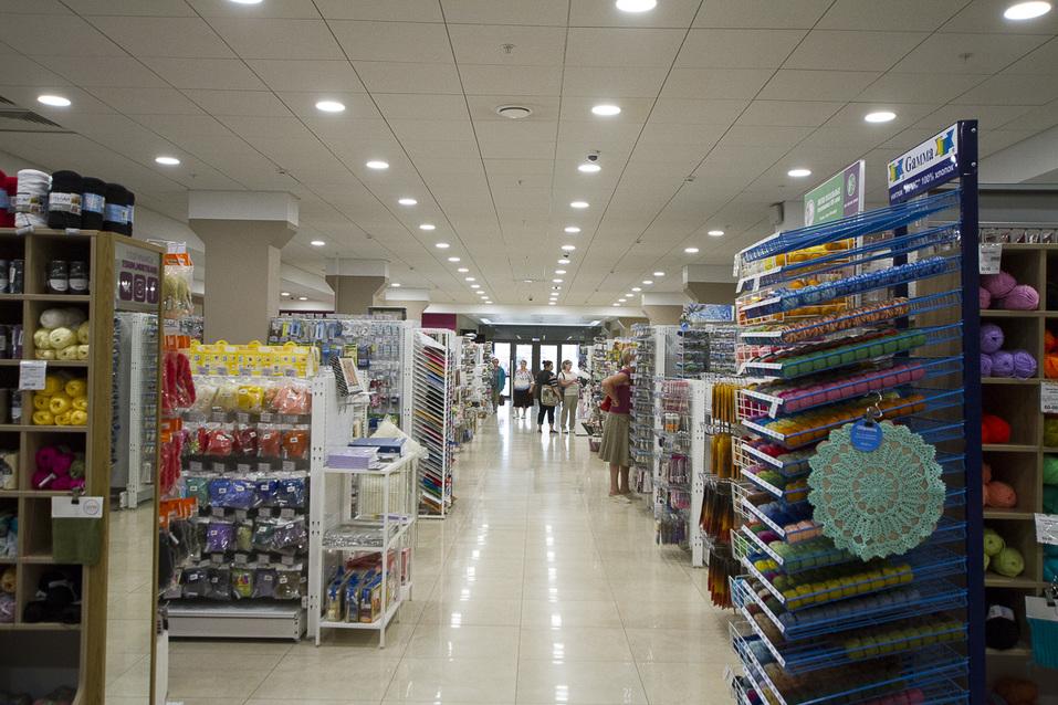 «Захотелось чего-то масштабного»: как Николай Зинчук открывал гипермаркет тканей в ЦУМе 4