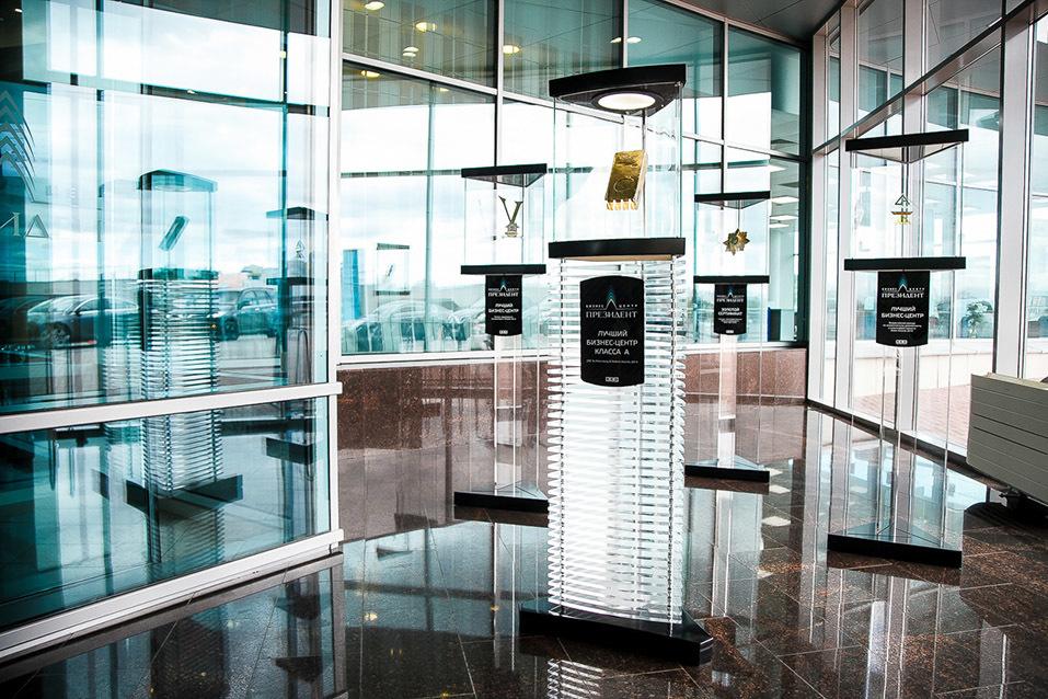 В БЦ «Президент» открылся офис банка ВТБ24 Private Banking  1