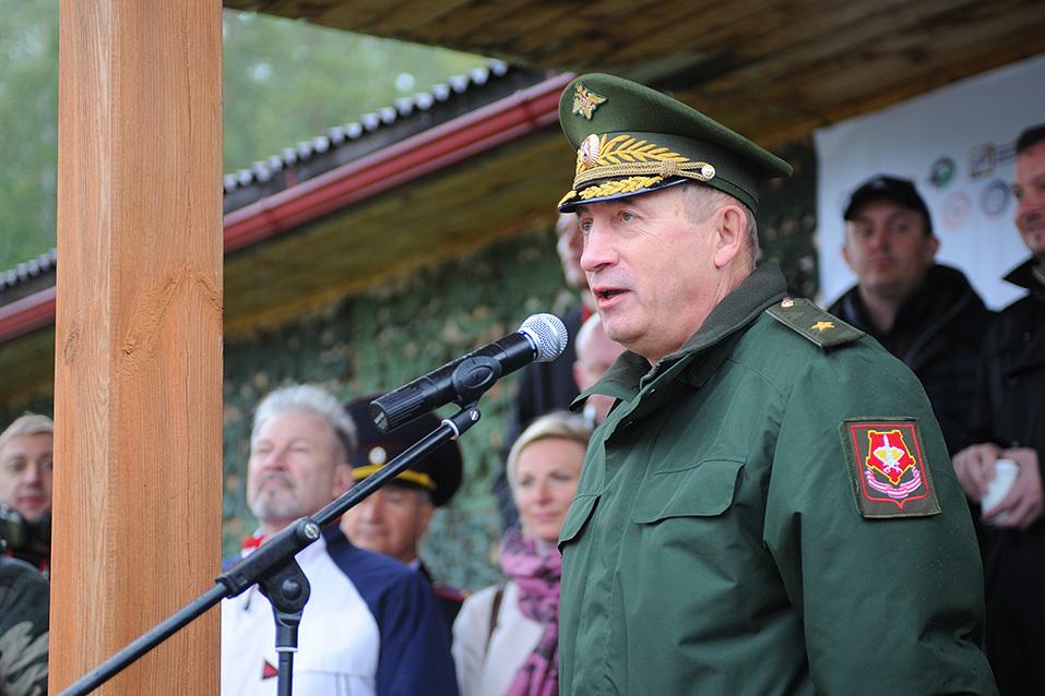 Самые меткие стрелки России встретились на полигоне «Старатель» 4