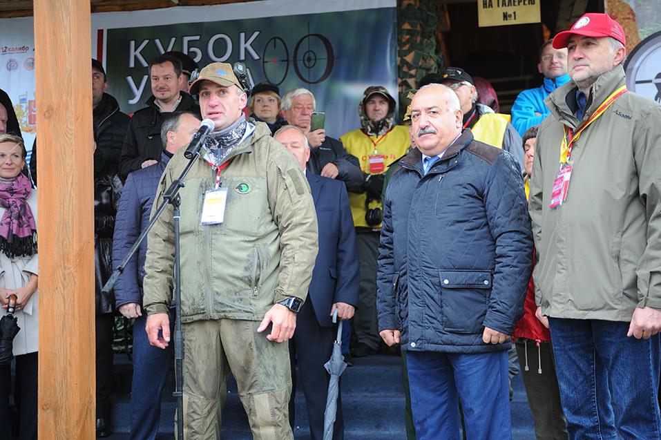Самые меткие стрелки России встретились на полигоне «Старатель» 1