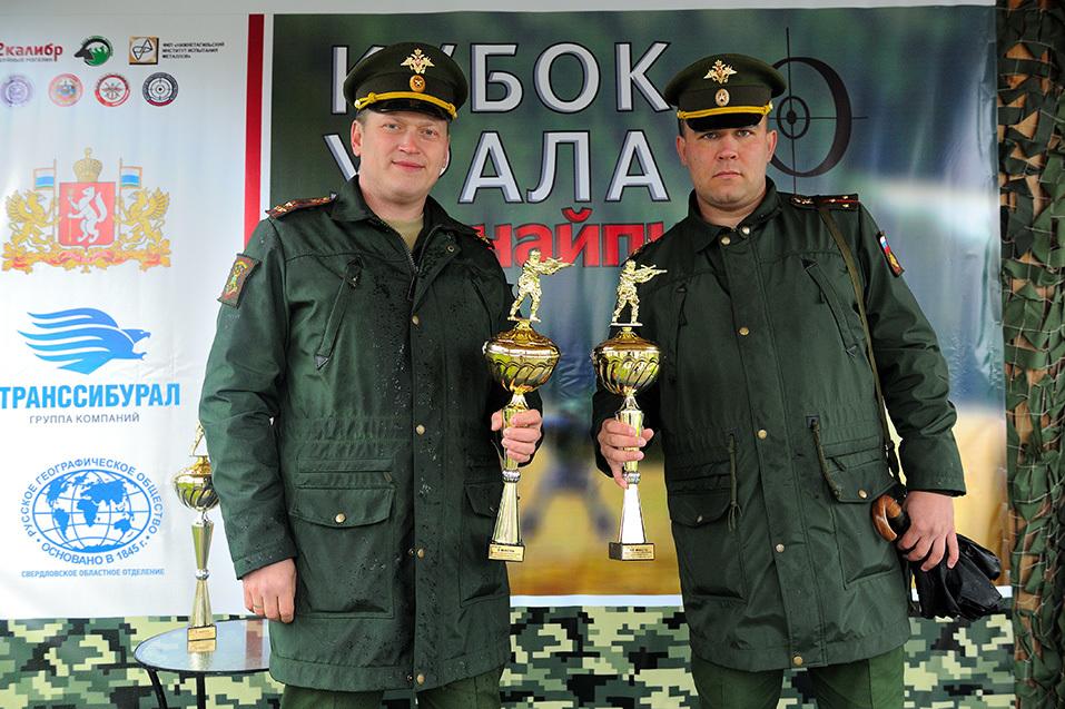 Самые меткие стрелки России встретились на полигоне «Старатель» 7