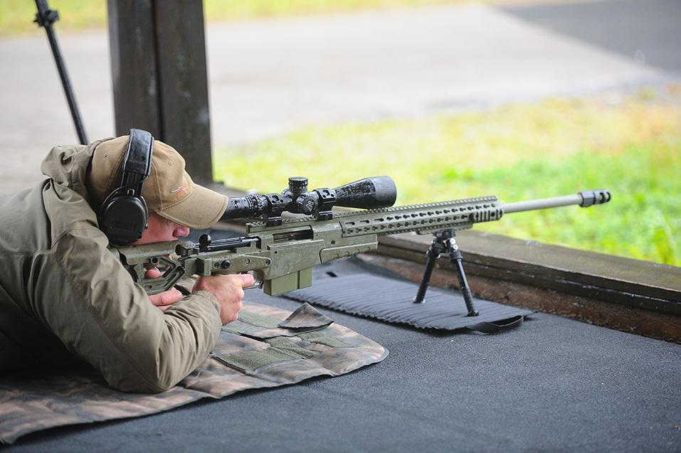 Самые меткие стрелки России встретились на полигоне «Старатель» 11