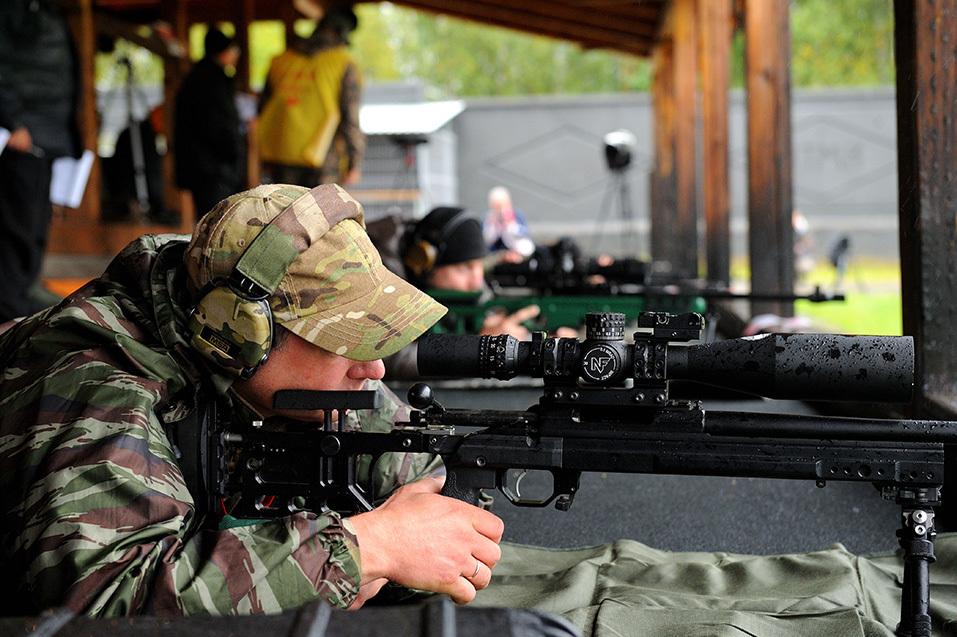 Самые меткие стрелки России встретились на полигоне «Старатель» 10