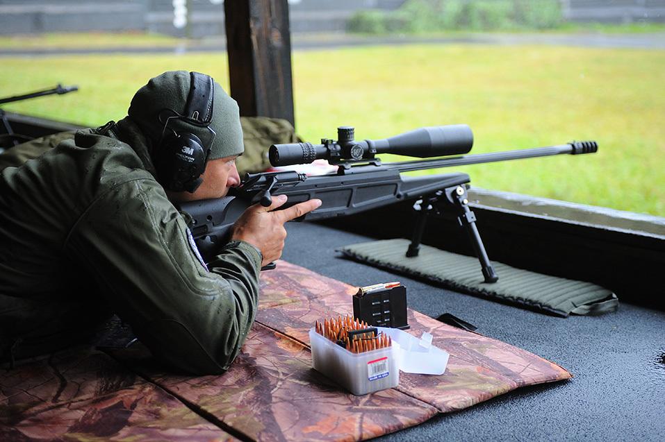 Самые меткие стрелки России встретились на полигоне «Старатель» 9