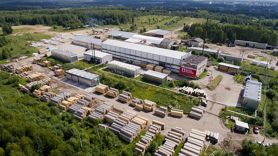 Крупнейший российский производитель домов из клееного бруса выходит на рынок Екатеринбурга 1