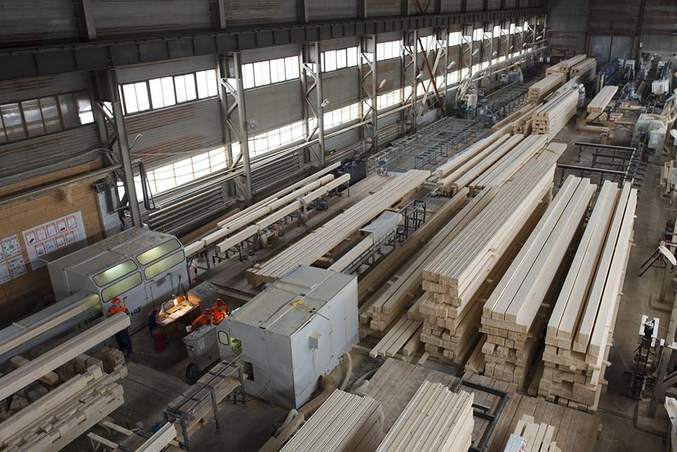 Крупнейший российский производитель домов из клееного бруса выходит на рынок Екатеринбурга 2