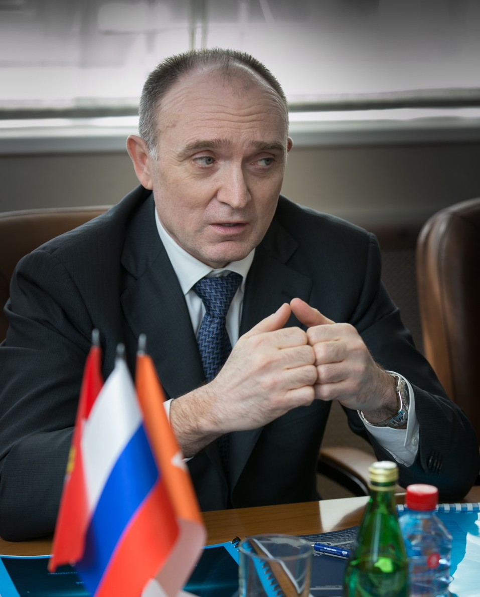 Борис Дубровский: «Инвестиционная реформа»— это творческий процесс» 2