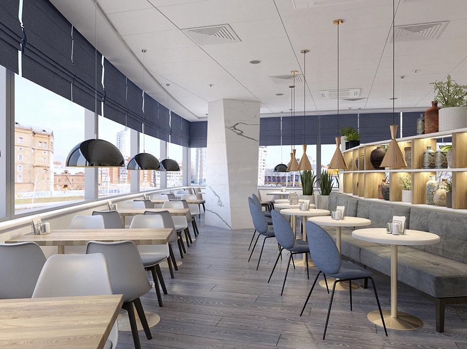 В Екатеринбурге откроется кафе-столовая для «белых воротничков»  1