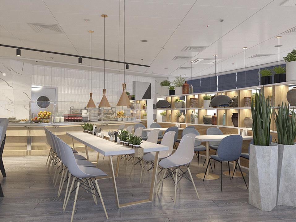 В Екатеринбурге откроется кафе-столовая для «белых воротничков»  2