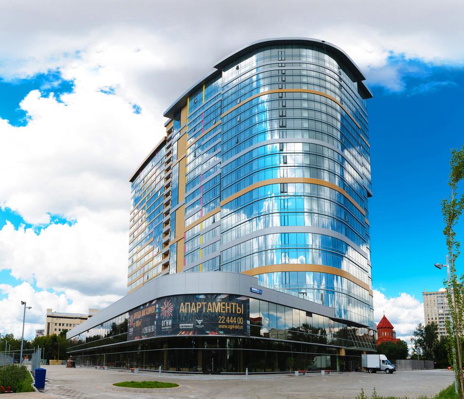Белоярская АЭС и Ельцин Центр. В Екатеринбурге вручили премию «Строительный триумф» 3