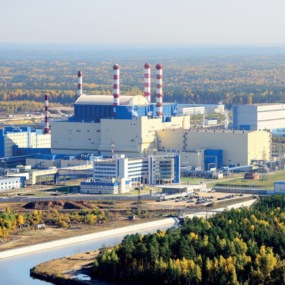 Белоярская АЭС и Ельцин Центр. В Екатеринбурге вручили премию «Строительный триумф» 6