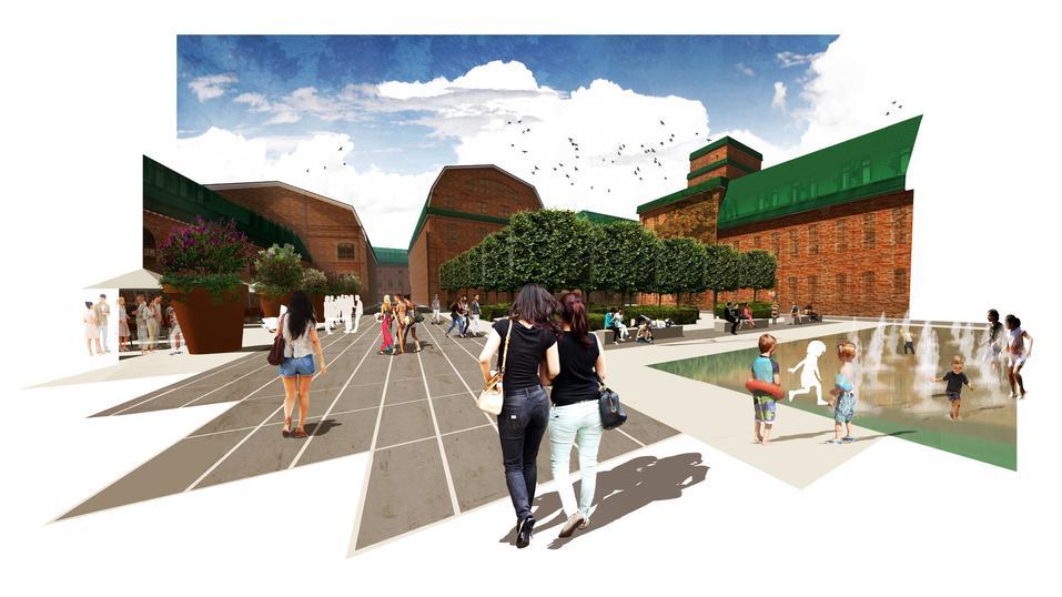 «Через сто лет это будет центр города». Градсовет выбрал проект набережной пруда на ВИЗе 8