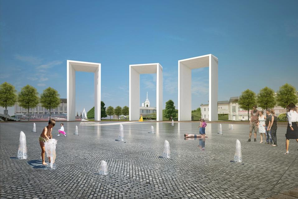 «Через сто лет это будет центр города». Градсовет выбрал проект набережной пруда на ВИЗе 4