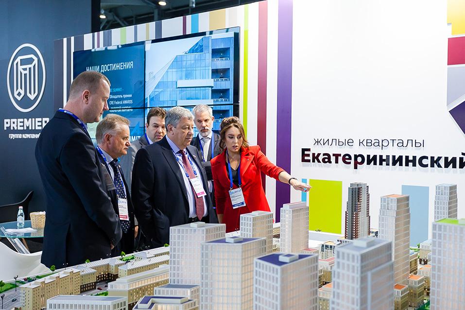 «Русская медная компания» показала себя на 100+Forum Russia 4