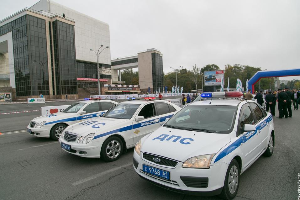 """В Ростове прошел старейший в городе забег """"Донской марафон"""" 4"""