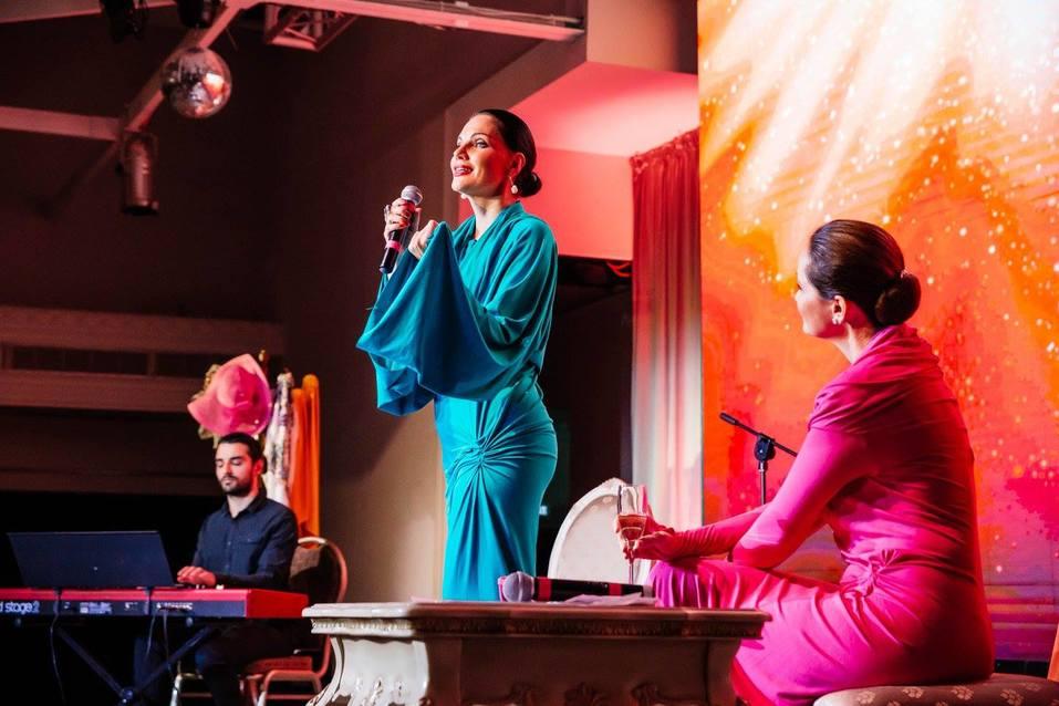 Фоторепортаж: традиции светских салонов возрождают в Челябинске 12