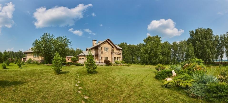 В Челябинске выяснили стоимость самых дорогих особняков с бассейном 2